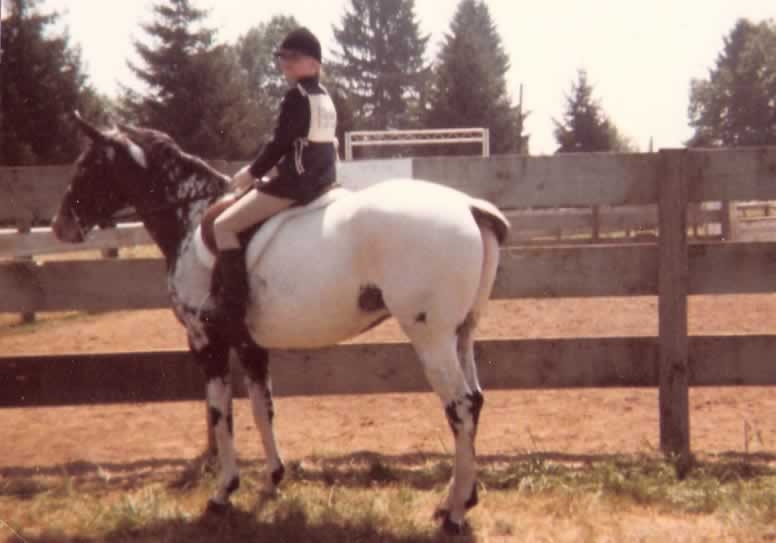 True Velvet & Daarla. They were hard to beat at anything!