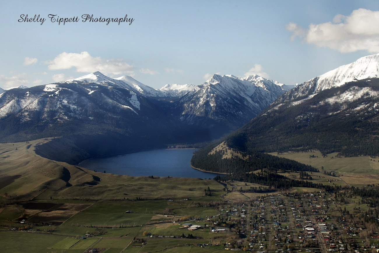 Wallowa Lake, ©Shelly Ann Tippett. Www.shellyanntippettphotography.com